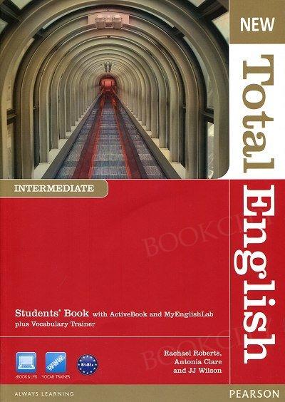 New Total English Intermediate Student's Book plus Active Book plus MyEnglishLab (z kodem)