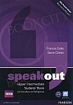 Speakout Upper-Intermediate B2 Student's Book plus Active Book plus MyEnglishLab (z kodem)