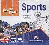 Sports - Career Paths Class Audio CDs (set of 2)