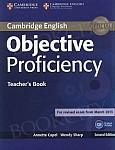 Objective Proficiency (2nd Edition) książka nauczyciela
