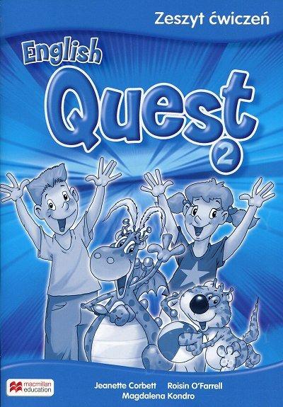 English Quest 2 (reforma 2017) ćwiczenia