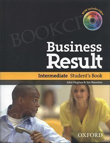 Business Result Intermediate Student's Book Pack New (DVD-ROM)
