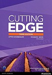 Cutting Edge 3rd Edition Upper-Intermediate Student's Book plus DVD-ROM