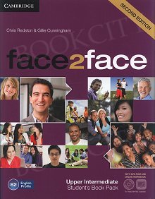 face2face 2nd Edition Upper-Intermediate Student's Book with DVD-ROM and Online WB