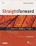 Straightforward 2nd ed. Beginner Student's Book & Webcode (z kodem)