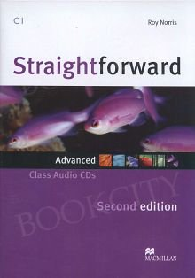 Straightforward 2nd ed. Advanced Class CD