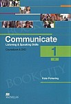 Communicate 1 Coursebook Pack