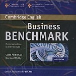 Business Benchmark Pre-intermediate 2nd edition Class CD BULATS