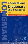 Longman Collocations Dictionary and Thesaurus miękka oprawa
