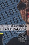 Shirley Homes and the Cyber Thief Book and CD