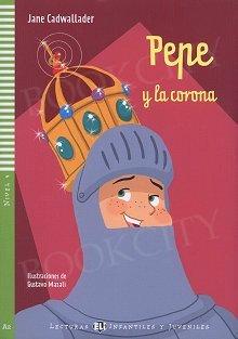 Pepe Y La Corona Książka + audio mp3