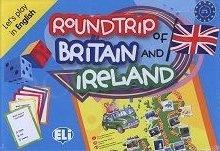 Roundtrip of Britain and Ireland Gra Językowa Gra językowa z polską instrukcją i suplementem