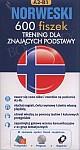 Norweski 600 fiszek Trening dla znających podstawy 600 fiszek + CD-ROM z programem i nagraniami MP3 + Kolorowe przegródki