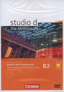 studio d B2 Interaktywny poradnik metodyczny (Unterrichtsvorbereitung interaktiv) CD-ROM