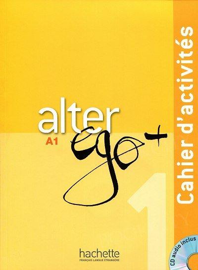 Alter Ego+ 1 Ćwiczenia +CD-Rom
