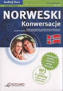 Norweski Konwersacje dla początkujących (poziom A1 - A2) Książka + CD mp3