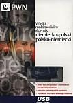 Wielki multimedialny słownik niemiecko - polski, polsko - niemiecki. (Pendrive)
