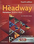 New Headway Elementary (4th Edition) Student's Book Pack(iTutor DVD-ROM) and Online Skills