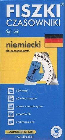 Fiszki Niemieckie Czasowniki dla początkujących Fiszki + program +mp3 online