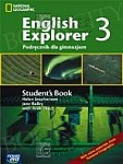English Explorer 3 Podręcznik + MULTI-ROM