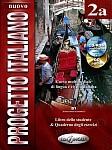 Nuovo Progetto Italiano 2A podręcznik