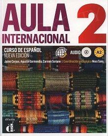 Aula Internacional Nueva Edición 2 podręcznik