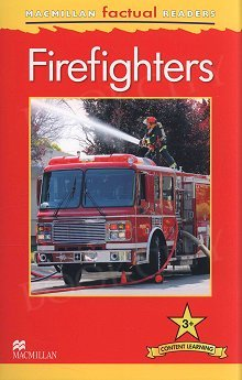 Firefighters Level 3 Book