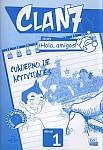 CLAN 7 con ¡Hola, amigos! Nivel 1 ćwiczenia