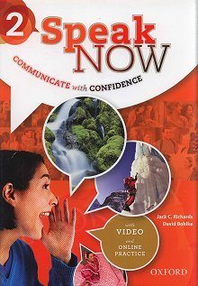 Speak Now 2 Student Book with Online Practice