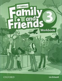 Family and Friends 3 (2nd edition) ćwiczenia
