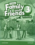 Family and Friends 3 (2nd edition) Workbook and Online Practice Pack