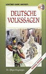 Deutsche Volkssagen Książka+CD