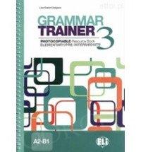 Grammar Trainer 3 Książka