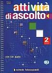 Attività di ascolto 2 Książka+CD