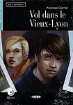 Vol dans le Vieux-Lyon Livre + CD