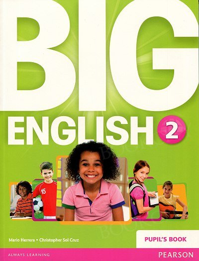 Big English 2 podręcznik