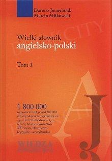 Wielki słownik angielsko polski tom 1 i tom 2