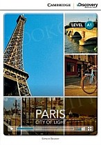 Paris: City of Light (poziom A1) Book with Online Access
