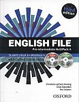 English File Pre-intermediate (3rd Edition) (2012) Multipack A with iTutor and iChecker with Online Skills