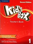 Kid's Box 1 (Updated 2nd Ed) Teacher's Book