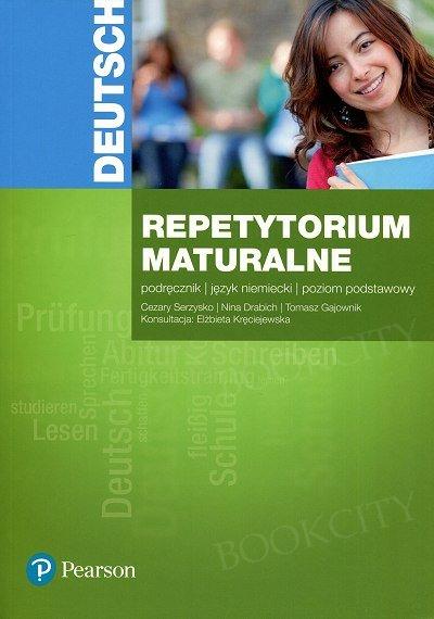 Repetytorium maturalne z języka niemieckiego Poziom Podstawowy + kod (2 interaktywne repetytoria: Podstawowy + Rozszerzony)