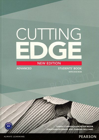 Cutting Edge 3rd Edition Advanced podręcznik