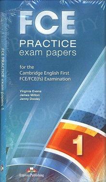 FCE Practice Exam Papers (2015) 1 Class Audio CDs (set of 10)