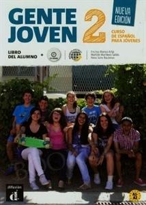 Gente Joven 2 (Nueva Ed) WIELOLETNI Ćwiczenia