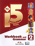 The Incredible 5 Team 2 Workbook & Grammar