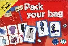Pack your bag Gra językowa z polską instrukcją i suplementem
