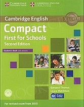 Compact First for Schools (2nd Edition) podręcznik