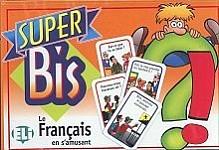 Super Bis-French Gra językowa z polską instrukcją i suplementem