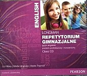 Longman Repetytorium gimnazjalne (2015) Class CD