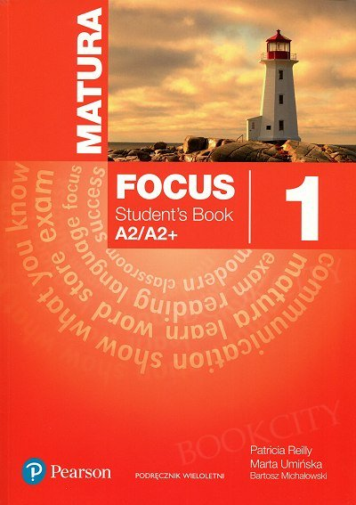 Matura Focus 1 (WIELOLETNI) Student's Book plus MP3 CD